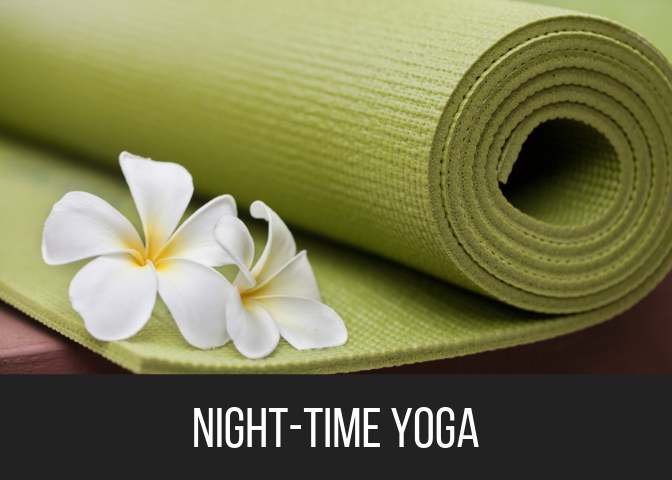Night-Time Yoga