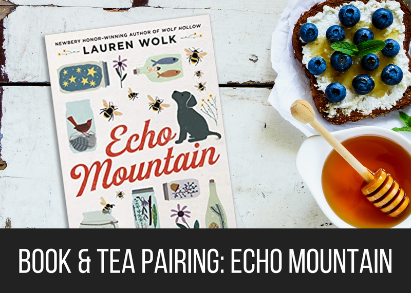 Book & Tea Pairing: Echo Mountain