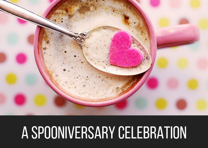 A Spooniversary Celebration